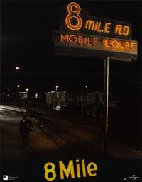 8 Mile - 11 x 14 Poster French Style H