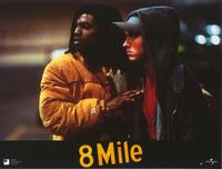 8 Mile - 11 x 14 Poster French Style K
