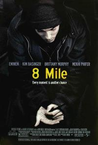 8 Mile - 11 x 17 Movie Poster - Style A