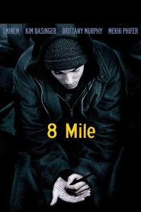 8 Mile - 11 x 17 Movie Poster - Style B