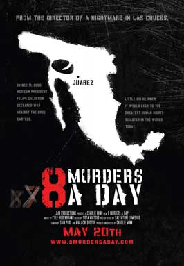 8 Murders a Day - 11 x 17 Movie Poster - Style A