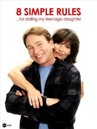 8 Simple Rules... for Dating My Teenage Daughter - 11 x 17 TV Poster - Style B