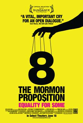 8: The Mormon Proposition - 11 x 17 Movie Poster - Style A