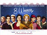 8 Women - 11 x 17 Movie Poster - Style B