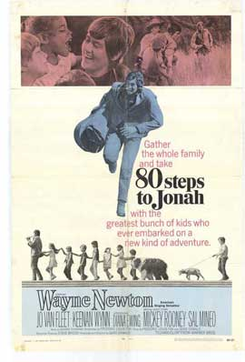 80 Steps to Jonah - 11 x 17 Movie Poster - Style A