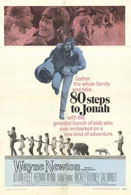 80 Steps to Jonah - 27 x 40 Movie Poster - Style A