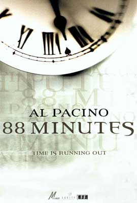 88 Minutes - 27 x 40 Movie Poster - Style B