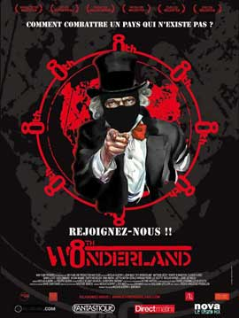 8th Wonderland - 11 x 17 Movie Poster - French Style A