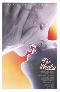 9 1/2 Weeks - 43 x 62 Movie Poster - Bus Shelter Style A