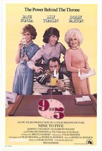 9 to 5 - 43 x 62 Movie Poster - Bus Shelter Style A