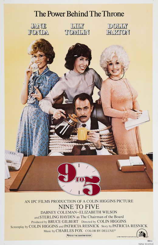 9 To 5 Movie Posters From Movie Poster Shop