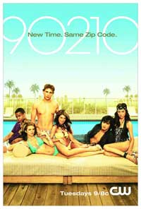 90210 (TV) - 11 x 17 TV Poster - Style B