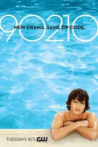 90210 (TV) - 11 x 17 TV Poster - Style E