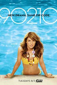 90210 (TV) - 11 x 17 TV Poster - Style G