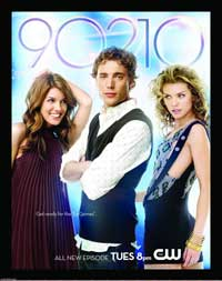 90210 (TV) - 11 x 17 TV Poster - Style I