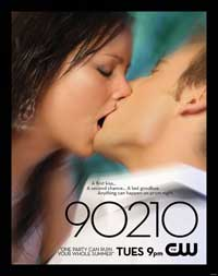 90210 (TV) - 27 x 40 TV Poster - Style A