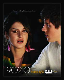 90210 (TV) - 11 x 17 Movie Poster - Style S