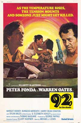 92 in the Shade - 11 x 17 Movie Poster - Style A