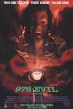 976-EVIL - 11 x 17 Movie Poster - Style B