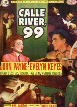 99 River Street - 11 x 17 Movie Poster - Spanish Style A