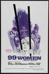 99 Women - 27 x 40 Movie Poster - Style A