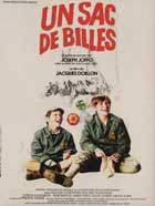 A Bag of Marbles - 11 x 17 Movie Poster - French Style A