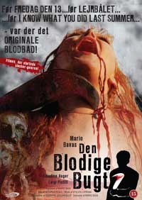 A Bay of Blood - 27 x 40 Movie Poster - Danish Style A