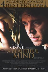 A Beautiful Mind - 11 x 17 Movie Poster - Style B