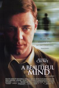 A Beautiful Mind - 27 x 40 Movie Poster - Style A