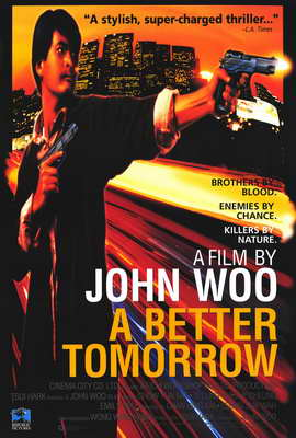 A Better Tomorrow - 27 x 40 Movie Poster - Style A