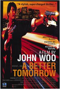 A Better Tomorrow - 43 x 62 Movie Poster - Bus Shelter Style A