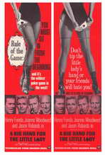 A Big Hand for the Little Lady - 27 x 40 Movie Poster - Style B