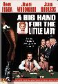 A Big Hand for the Little Lady - 27 x 40 Movie Poster - Style A