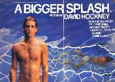 A Bigger Splash - 30 x 40 Movie Poster UK - Style A