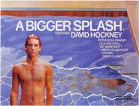 A Bigger Splash - 27 x 40 Movie Poster - Foreign - Style A