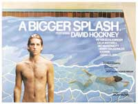 A Bigger Splash - 30 x 40 Movie Poster UK - Style B