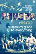 """A Birder's Guide to Everything"" Movie Poster"