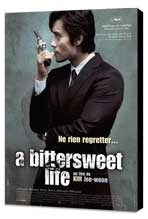 A Bittersweet Life - 27 x 40 Movie Poster - French Style A - Museum Wrapped Canvas