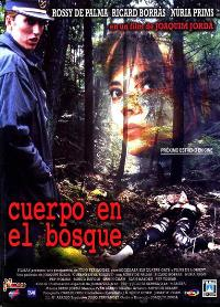 A Body in the Woods - 11 x 17 Movie Poster - Spanish Style A