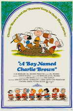 A Boy Named Charlie Brown - 11 x 17 Movie Poster - Style A