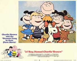 A Boy Named Charlie Brown - 11 x 14 Movie Poster - Style E