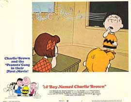A Boy Named Charlie Brown - 11 x 14 Movie Poster - Style H