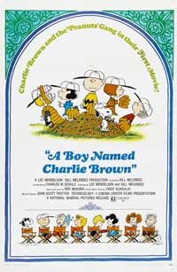 A Boy Named Charlie Brown - 43 x 62 Movie Poster - Bus Shelter Style A
