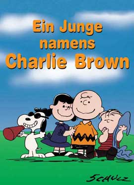 A Boy Named Charlie Brown - 27 x 40 Movie Poster - German Style A
