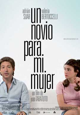 A Boyfriend for My Wife - 11 x 17 Movie Poster - Spanish Style A