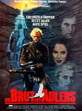 A Breed Apart - 43 x 62 Movie Poster - German Style A