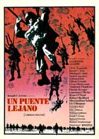 A Bridge Too Far - 11 x 17 Movie Poster - Spanish Style A