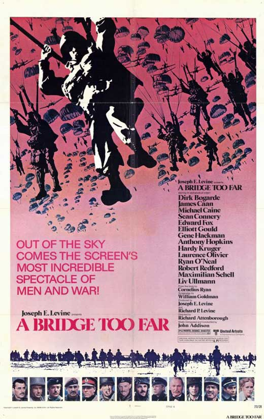 a bridge too far movie posters from movie poster shop