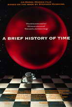 A Brief History of Time - 11 x 17 Movie Poster - Style A