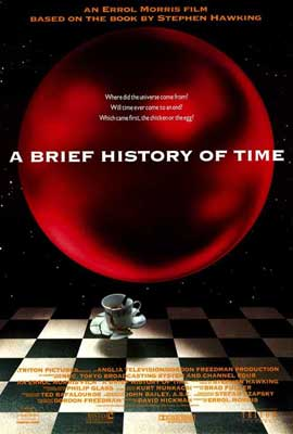 A Brief History of Time - 27 x 40 Movie Poster - Style A
